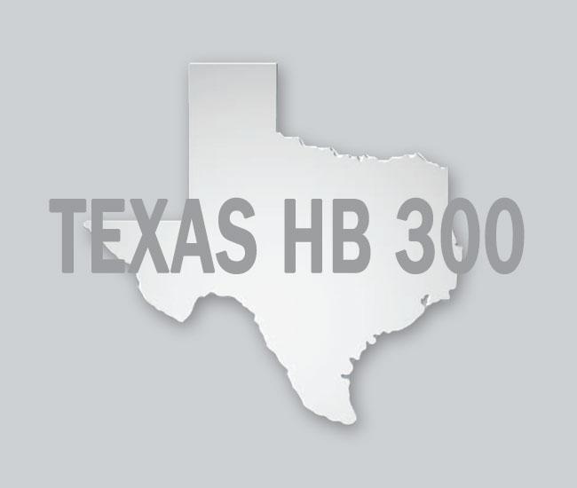 Texas HB 300
